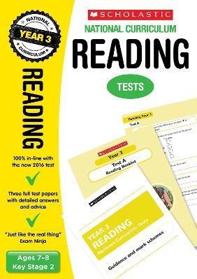 Reading Test - Year 3 - pr_38094