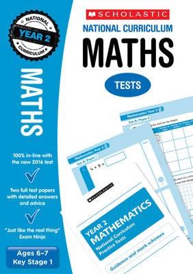 ` Maths Test - Year 2 - pr_38118