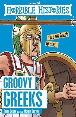Groovy Greeks -
