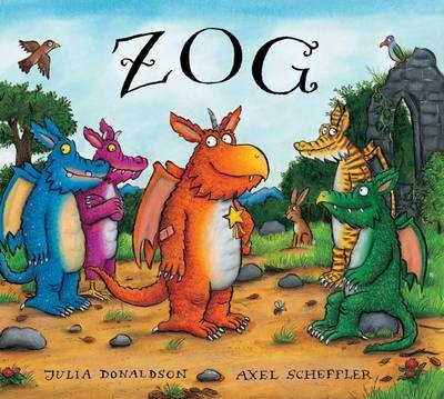 Zog Gift Edition Board Book - pr_316468