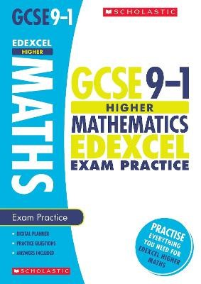 Maths Higher Exam Practice Book for Edexcel - pr_38119