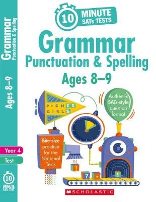 Grammar, Punctuation and Spelling - Year 4 - pr_38087