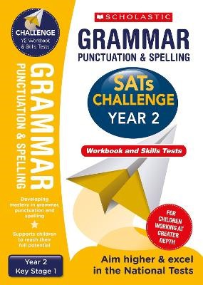 Grammar, Punctuation and Spelling Challenge Pack (Year 2) - pr_38059