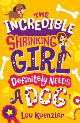 The Incredible Shrinking Girl Definitely Needs a Dog - pr_383383