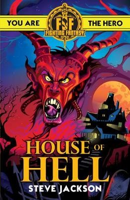Fighting Fantasy: House of Hell -