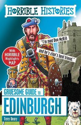 Gruesome Guide to Edinburgh - pr_323191