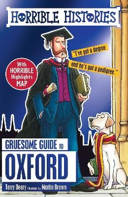 Gruesome Guide to Oxford -