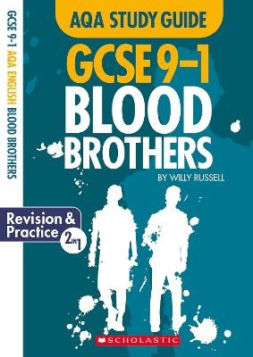 Blood Brothers AQA English Literature - pr_38068