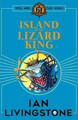 Fighting Fantasy: Island of the Lizard King -
