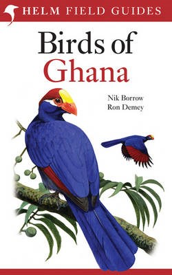 Field Guide to the Birds of Ghana - pr_16723