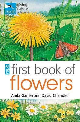 RSPB First Book of Flowers -