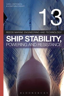 Reeds Vol 13: Ship Stability, Powering and Resistance - pr_337170