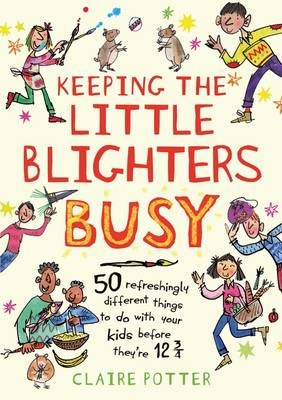 Keeping the Little Blighters Busy - pr_19196