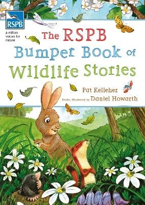 The RSPB Bumper Book of Wildlife Stories - pr_217343