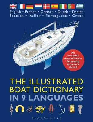 The Illustrated Boat Dictionary in 9 Languages - pr_19351
