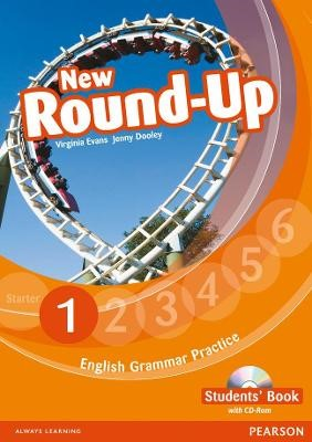 Round Up Level 1 Students' Book/CD-Rom Pack - pr_17600
