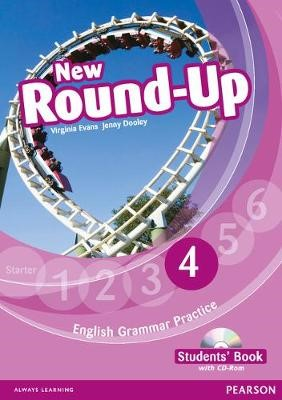 Round Up Level 4 Students' Book/CD-Rom Pack - pr_17676