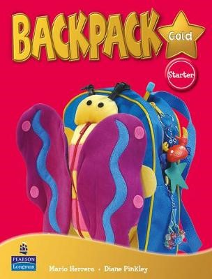 Backpack Gold Starter Student Book New Edition - pr_248840