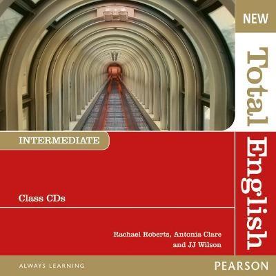 New Total English Intermediate Class Audio CD - pr_1715560