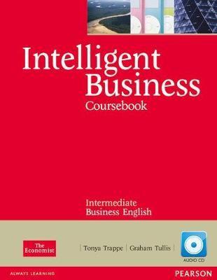Intelligent Business Intermediate Coursebook/CD Pack -