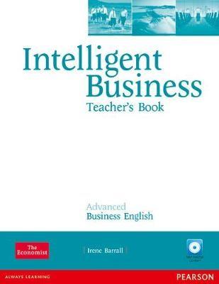 Intelligent Business Advanced Teacher's Book/Test Master CD-ROM Pack - pr_20770
