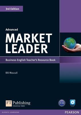 Market Leader 3rd Edition Advanced Teacher's Resource BookTest Master CD-ROM Pack -