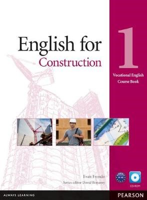 English for Construction Level 1 Coursebook and CD-ROM Pack - pr_287320