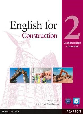 English for Construction Level 2 Coursebook and CD-ROM Pack -