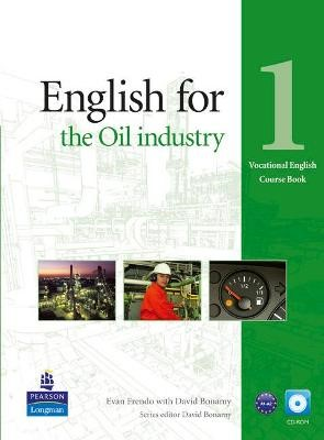 English for the Oil Industry Level 1 Coursebook and CD-Ro Pack - pr_20463