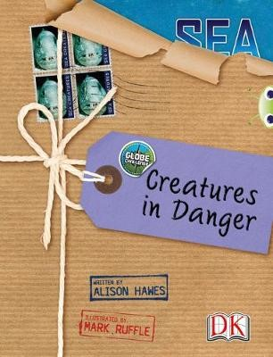 Bug Club Independent Non Fiction Year 5 Blue A Globe Challenge: Creatures in Danger -