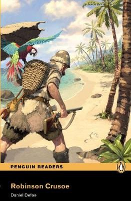 Level 2: Robinson Crusoe Book and MP3 Pack - pr_89307