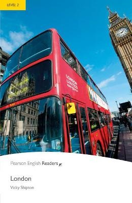 Level 2: London Book and MP3 Pack -