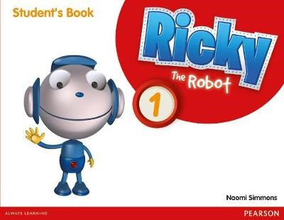 Ricky The Robot 1 Students Book - pr_246327