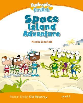 Level 3: Poptropica English Space Island Adventure -