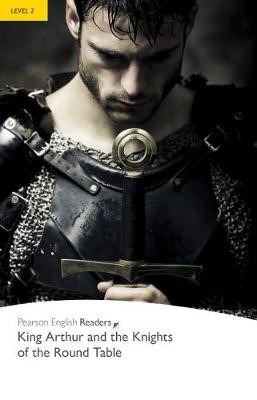 Level 2: King Arthur and the Knights of the Round Table Book and MP3 Pack -