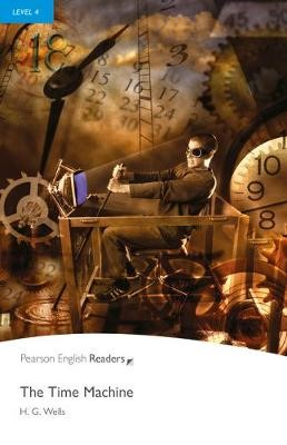 Level 4: The Time Machine Book and MP3 Pack -