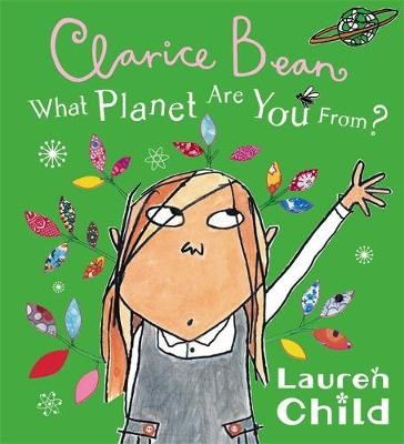 What Planet Are You From Clarice Bean? -