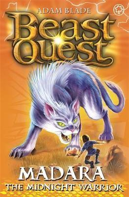 Beast Quest: Madara the Midnight Warrior -