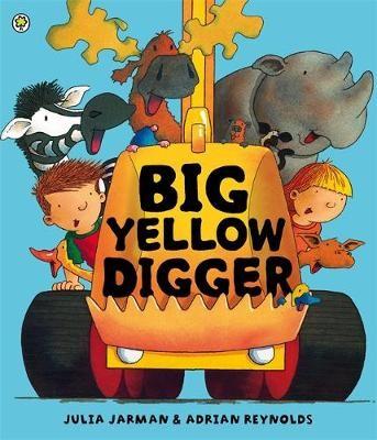 Big Yellow Digger - pr_175308