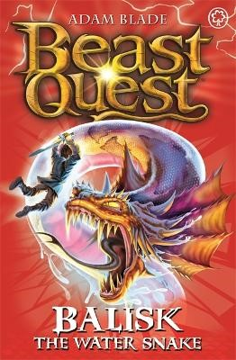 Beast Quest: Balisk the Water Snake -
