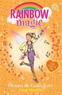 Rainbow Magic: Olympia the Games Fairy -