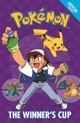 The Official Pokemon Fiction: The Winner's Cup - pr_333149