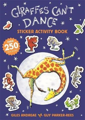 Giraffes Can't Dance 20th Anniversary Sticker Activity Book - pr_333152
