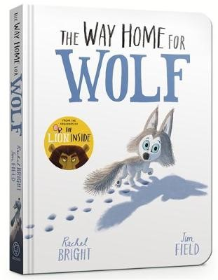 The Way Home for Wolf Board Book -