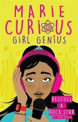 Marie Curious, Girl Genius: Rescues a Rock Star - pr_1886479