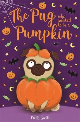 The Pug Who Wanted to be a Pumpkin - pr_1787694