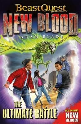 Beast Quest: New Blood: The Ultimate Battle -