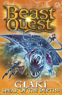 Beast Quest: Glaki, Spear of the Depths - pr_1787798