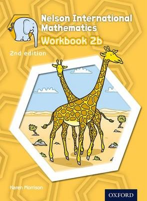 Nelson International Mathematics Workbook 2b -