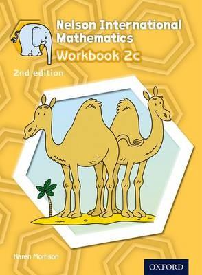 Nelson International Mathematics Workbook 2c -